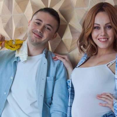 Тарас Тополя и Alyosha рассекретили пол будущего ребенка