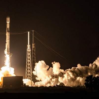 SpaceX Илона Маска вывела на орбиту очередные 60 спутников Starlink