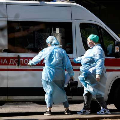 В Украине обнаружили 25 964 случая COVID-19: актуальные данные