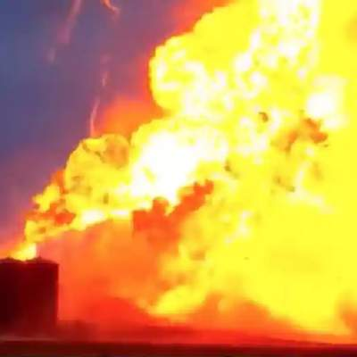 Илон Маск рассказал о причинах взрыва последнего прототипа Starship