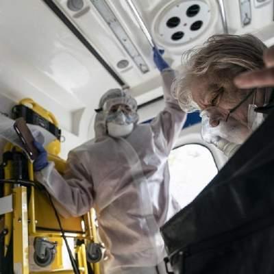 В Україні виявили 26 514 хворих на коронавірус COVID-19