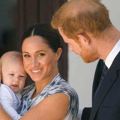 Син принца Гаррі та Меган Маркл сказав свої перші слова