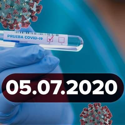 Новости о коронавирусе 5 июля: другой тип вируса в Украине и угрозы Трампа Китаю