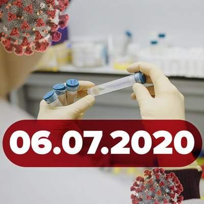 Новини про коронавірус 6 липня: ВООЗ зупинила випробування 3 ліків, у Києві послабили карантин