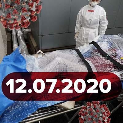 Головні новини про коронавірус 12 липня: смерть через вечірку та все ще велика кількість хворих