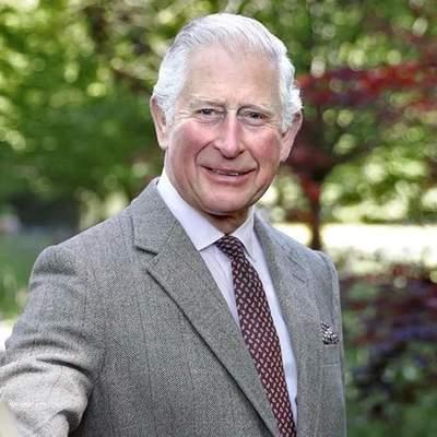 Британец потерял сознание перед принцем Чарльзом – курьезное видео