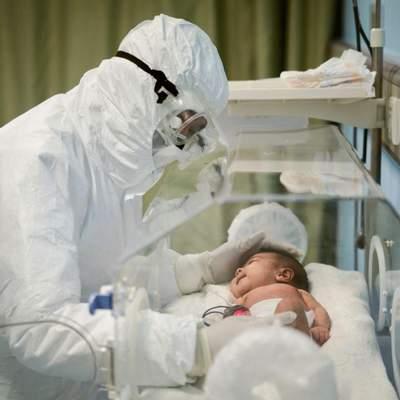 Подтвердили инфицирование COVID-19 ребенка в утробе матери: вирус передался через плаценту