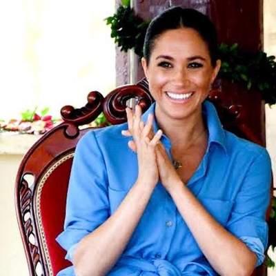 Як королівська сім'я привітала Меган Маркл з днем народження: фото