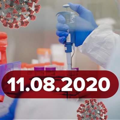 Новости о коронавирусе 11 августа: Россия зарегистрировала вакцину, дата 2-й волны в Украине