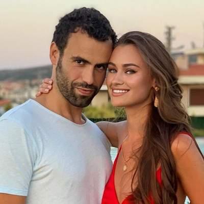Нападение на модель Дарью Кирилюк зафиксировали камеры: на видео фигурирует бойфренд девушки