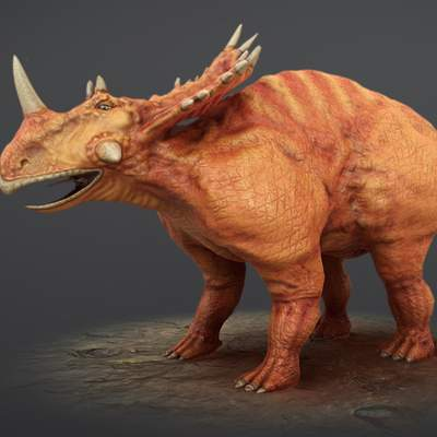 Впервые у динозавра нашли рак