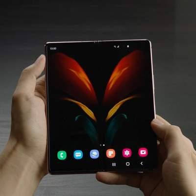Galaxy Z Fold 2: що цікавого у новому поколінні гнучкого смартфона