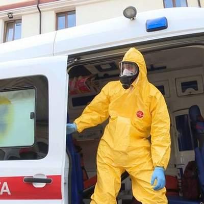 Черговий антирекорд: в Україні 1 453 нових хворих на COVID-19