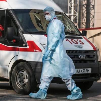 В Украине зарегистрировали 83 115 инфицированных COVID-19