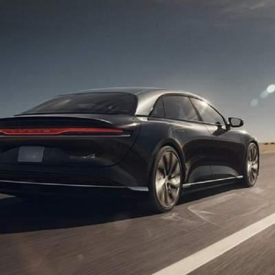 Седан Lucid Air впевнено побив рекорд Tesla Model S за запасом ходу
