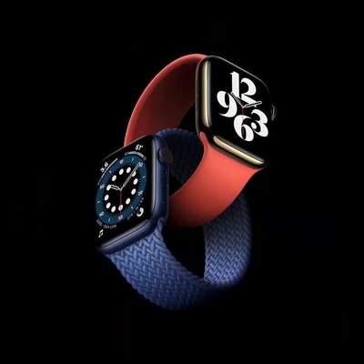 Apple Watch Series 6 и бюджетный Apple Watch SE: цены в Украине