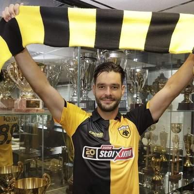Футболіст збірної України Шахов покинув Серію А та продовжить кар'єру в Греції