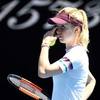 Свитолина сенсационно проиграла в четвертьфинале турнира WTA в Риме