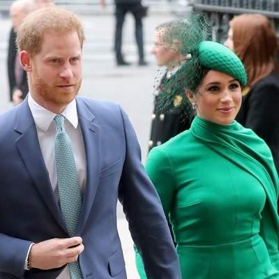 """Меган Маркл та принц Гаррі вперше після """"мегзиту"""" виступили на телебаченні: відео"""