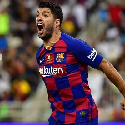 """Луис Суарес переходит в """"Атлетико"""": """"Барселона"""" согласилась отпустить нападающего"""