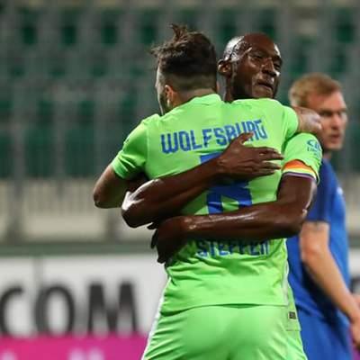 Вольфсбург – Десна: відео голу Гілавогі у ворота української команди