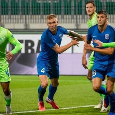 Шотландія випередила Україну у таблиці коефіцієнтів УЄФА