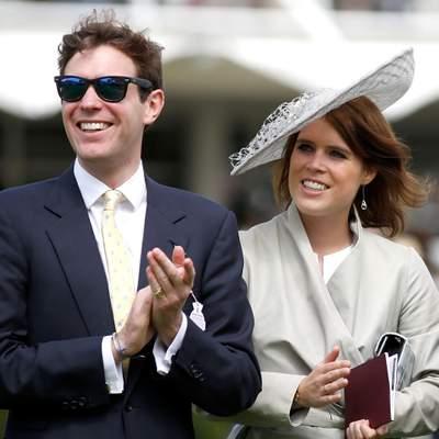 Принцесса Евгения и ее муж Джек Бруксбэнк впервые станут родителями