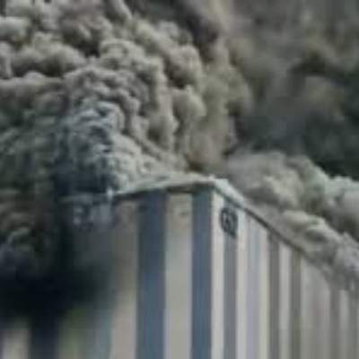 В Китаї пожежа біля лабораторії Huawei, що тестує 4G і 5G: фото та відео
