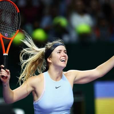 Элина Свитолина выиграла престижный турнир во Франции