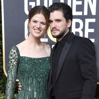 """Зірка """"Гри престолів"""" Кіт Герінгтон і його дружина Роуз Леслі вперше стануть батьками"""