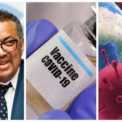 Менше, ніж люди витрачають на сигарети за 2 тижні, – ВООЗ просить гроші на вакцину від COVID-19