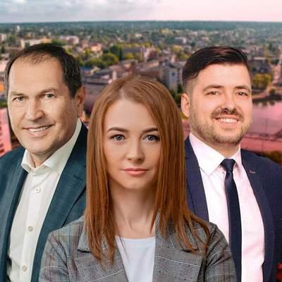 Хто йде у мери Кропивницького: перелік кандидатів