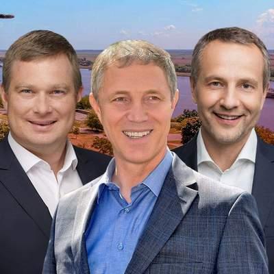Кто баллотируется в мэры Херсона: список кандидатов