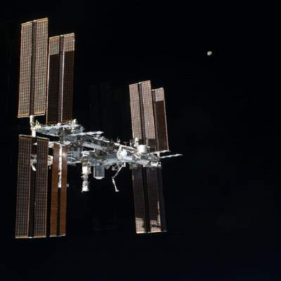 Утечку воздуха на МКС обнаружили в российском сегменте станции