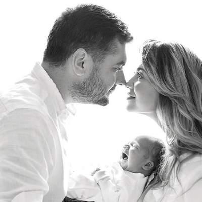 Новоспечена матуся Анна Саліванчук та її чоловік захворіли на коронавірус