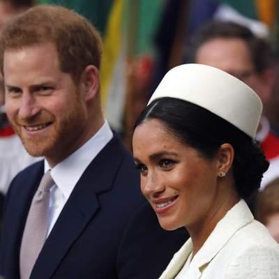 Де і з ким проведуть Різдво Меган Маркл та принц Гаррі: подробиці