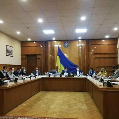 ЦВК достроково звільнила весь склад Івано-Франківської ТВК: причина