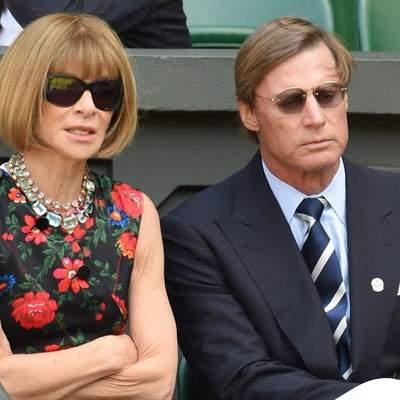 Редактор Vogue Анна Винтур развелась с мужем после 16 лет брака, – СМИ