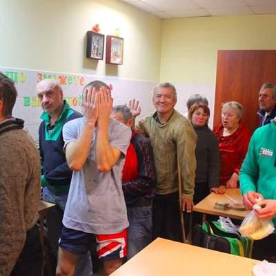 Київ допоможе перезимувати безхатькам