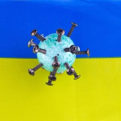 В Украине за сутки обнаружили 6 088 случаев заражения коронавирусом
