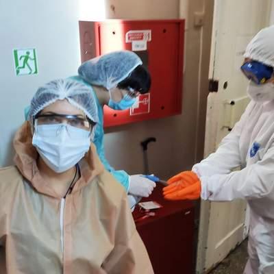 COVID-19 в Україні: захворіли понад 5 тисяч хворих за добу