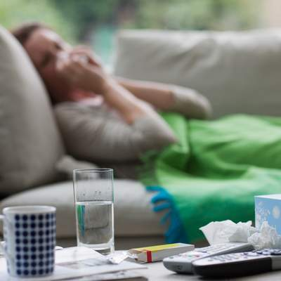 У Києві зафіксували спалах захворюваності на грип