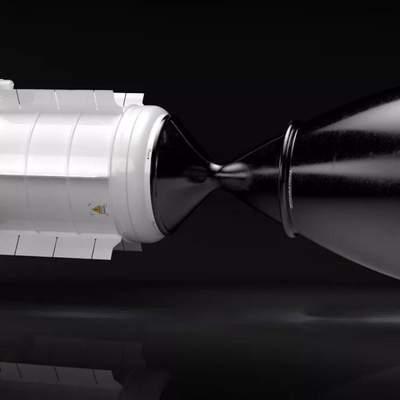 Новая концепция ядерного двигателя поможет добраться до Марса за три месяца