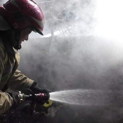 У Червонограді трапилась жахлива пожежа: чоловік згорів живцем