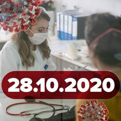 Новости о коронавирусе 28 октября: нехватка мест в больницах, обращение блогера перед смертью
