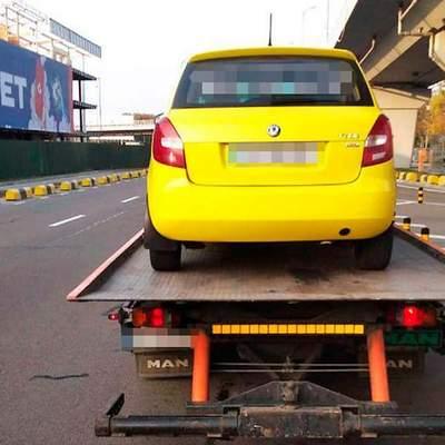 Смертельна доза: у Борисполі затримали водія із максимальним показником сп'яніння – фото