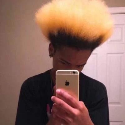 Зачіска чоловіча