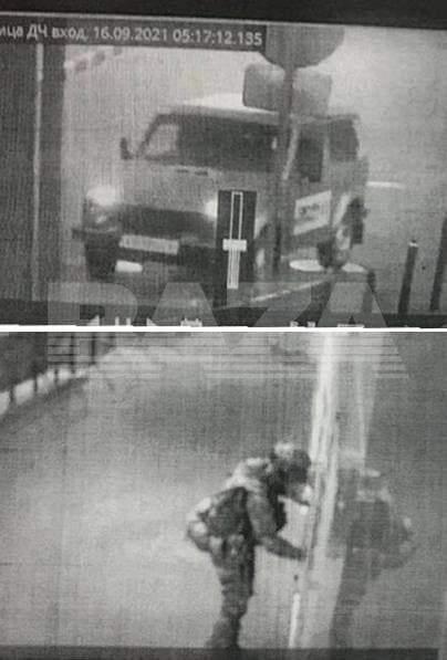 Напад на поліцію у Росії