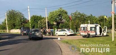 Вилетів з дороги у стовп: на Львівщині трагічно загинув мотоцикліст – фото