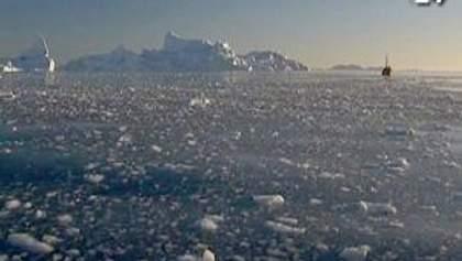 Льодовики Гренландії тануть швидше, ніж очікували